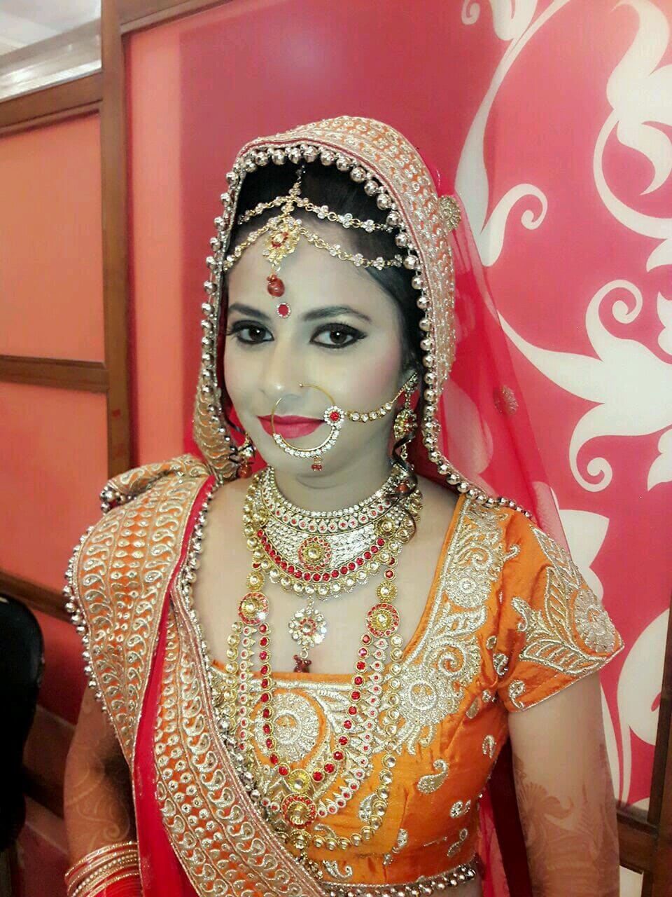 bridal makeup salon