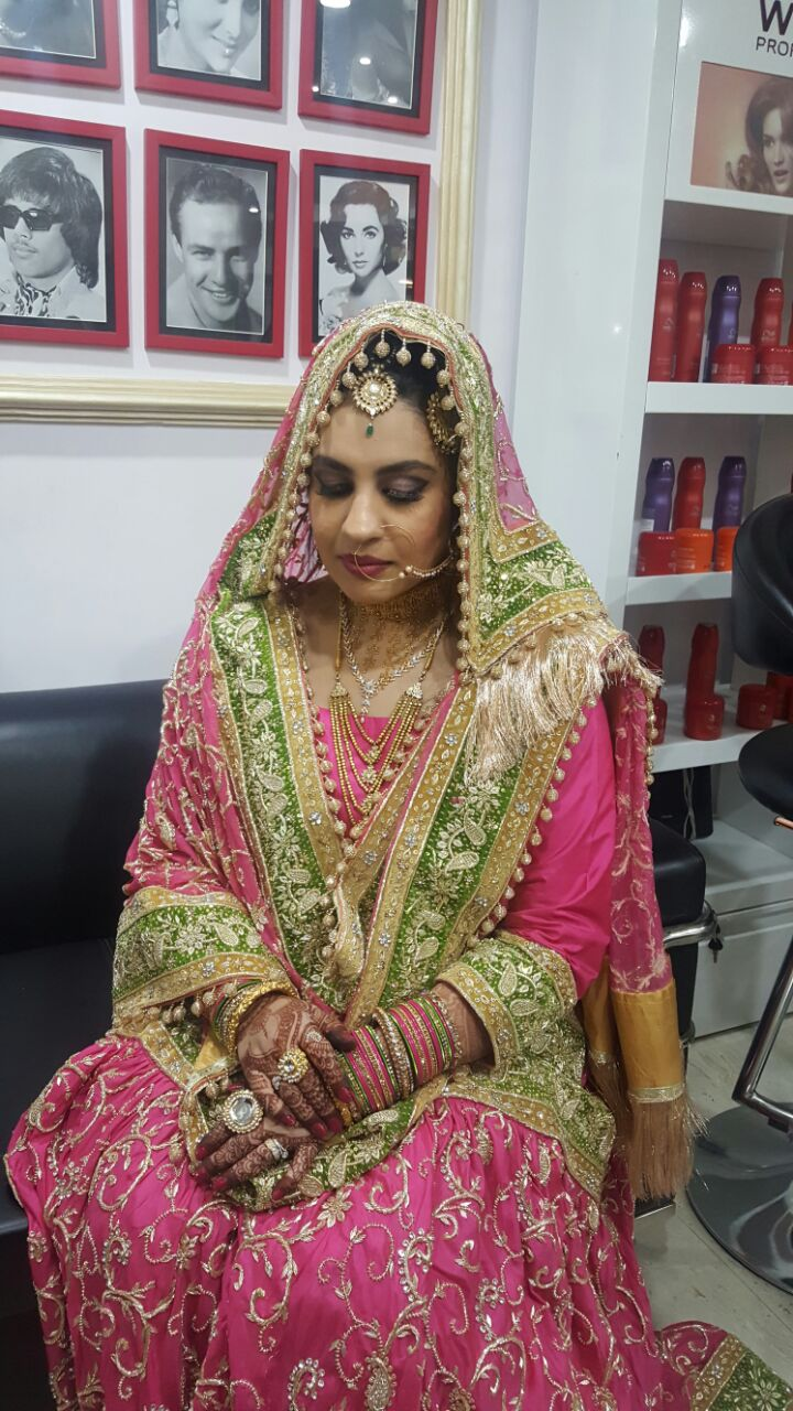 bridal makeup artist lucknow