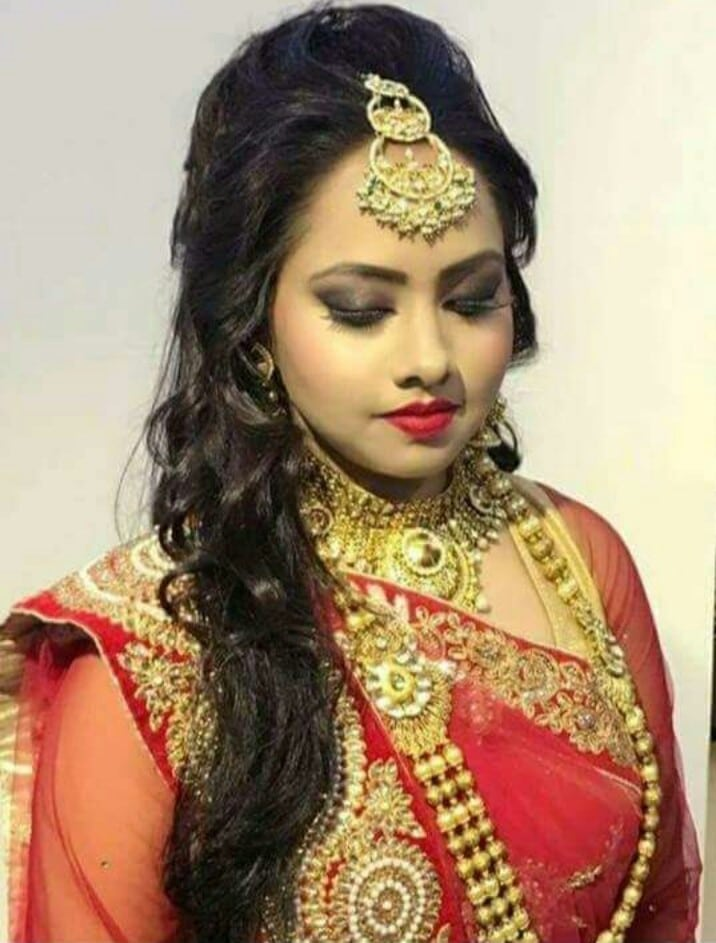 parlour for bridal makeup