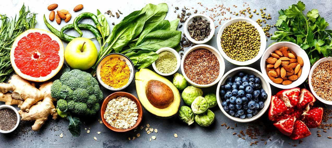 protein rich food for hair