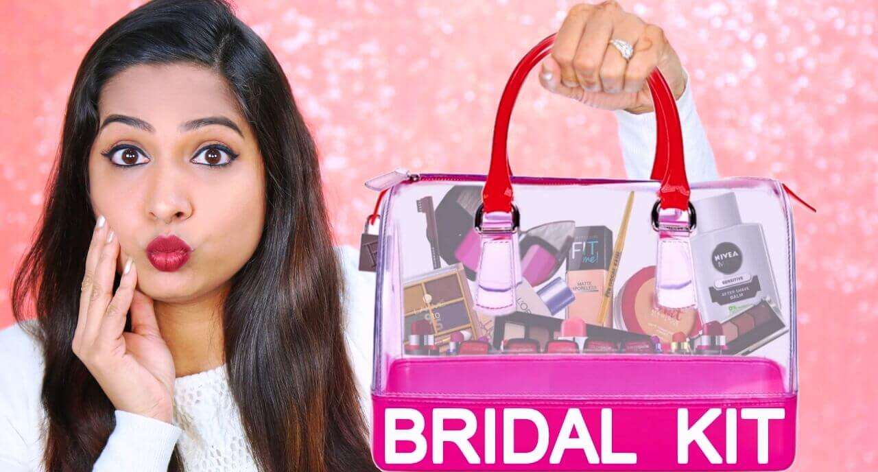 bridal makeup kits